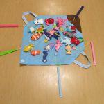 手作りおもちゃ 魚釣り